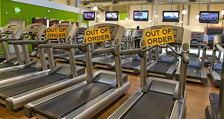 OUT OF ORDER: When a Gym Is in Trouble, What's a Trainer to Do?
