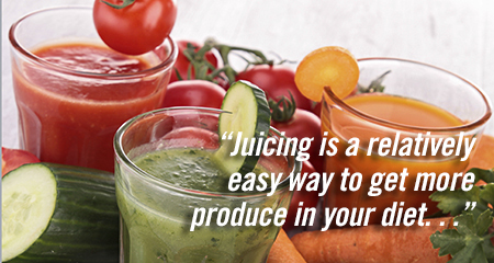 Juiced: Should Your Clients Be Drinking More of Their Nutrients?
