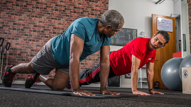 Seniors Offer Booming Opportunities for Qualified Fitness Pros