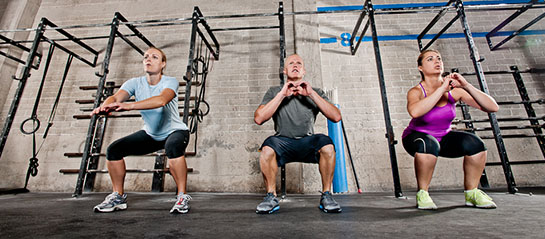 How to Stay Injury-free During CrossFit-style Workouts