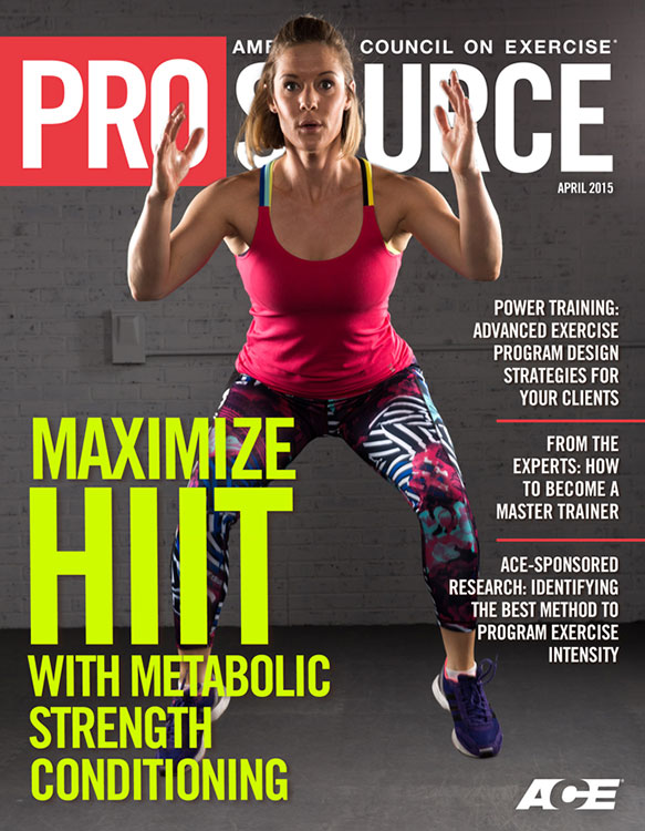 ProSource™: April 2015