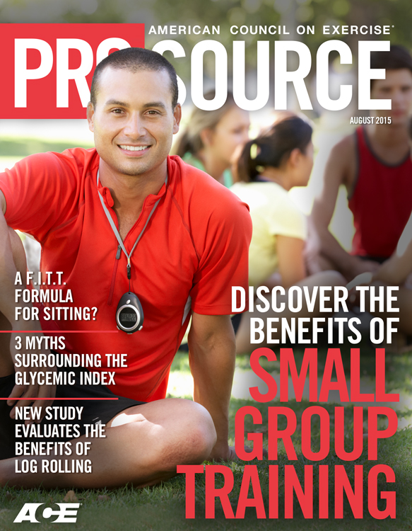 ProSource™: August 2015