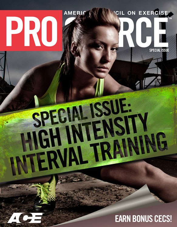 ProSource: HIIT Special Issue