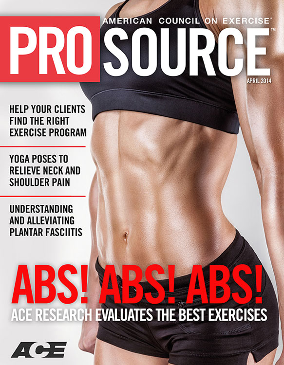 ProSource: April 2014