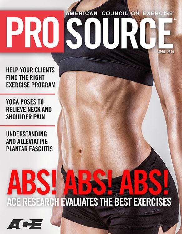 ProSource™: April 2014