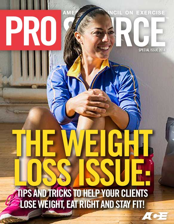 ProSource: Weight Loss Special Issue