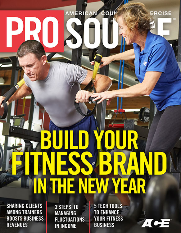 ProSource: Fitness Business Special Issue