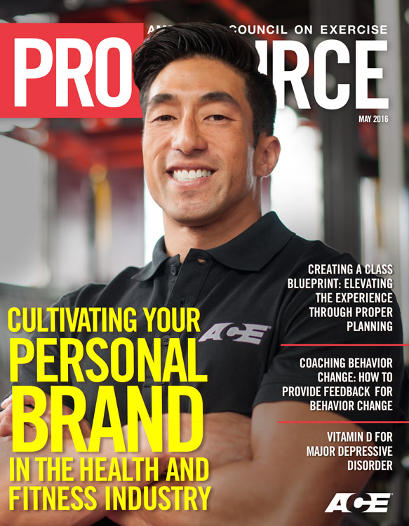 ProSource™: May 2016