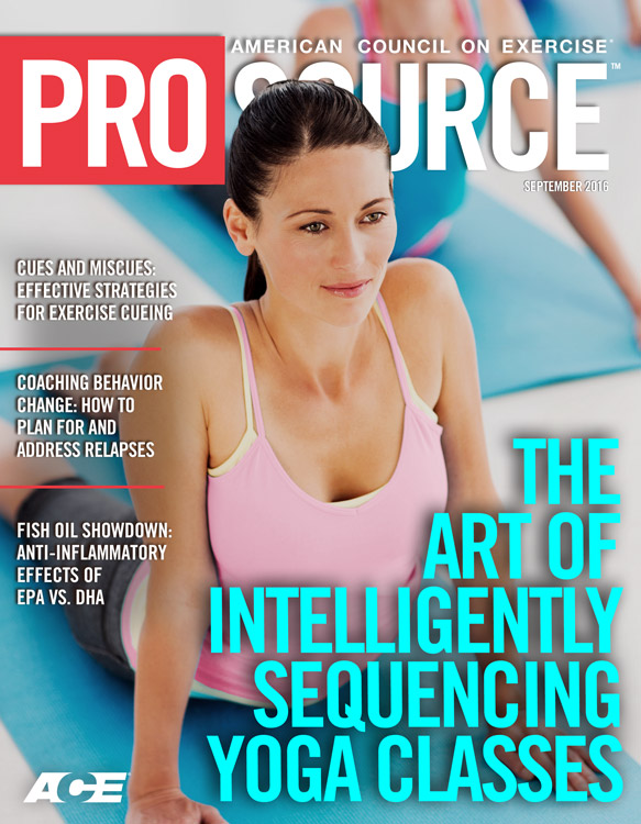ProSource™: September 2016