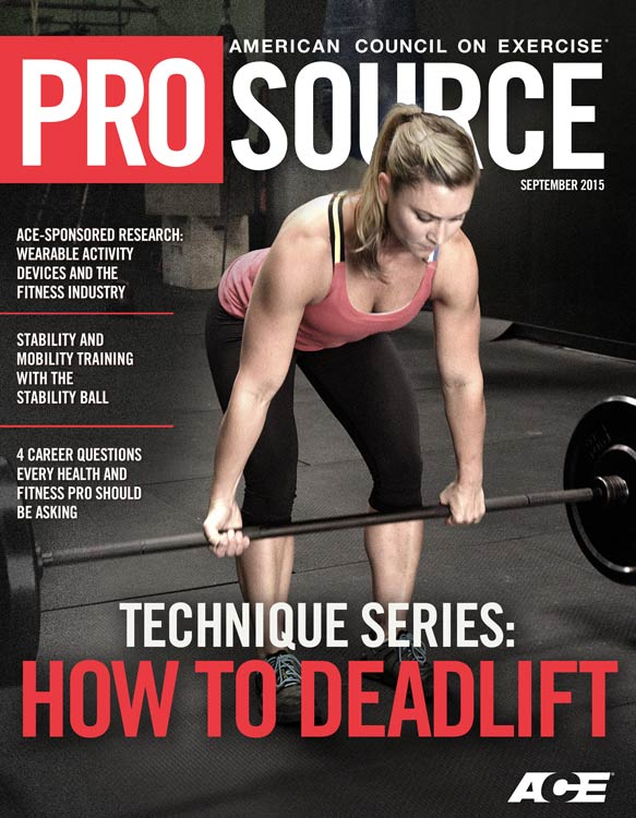 ProSource™: September 2015