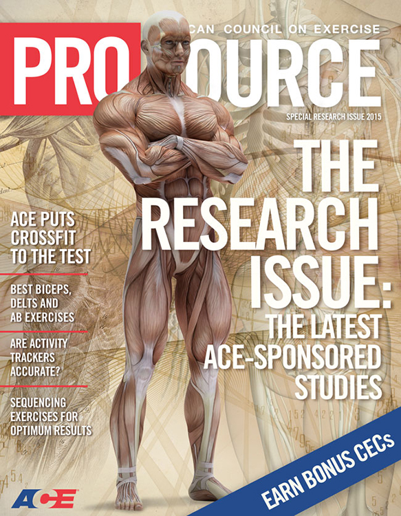 ProSource™: Research Special Issue 2015