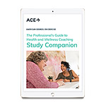 The Professional's Guide to Health and Wellness Coaching Study Companion eBook