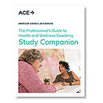 The Professional's Guide to Health and Wellness Coaching Study Companion