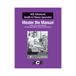 Advanced Health and Fitness Specialist Master the Manual