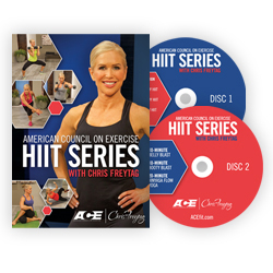 ACE HIIT series with Chris Freytag