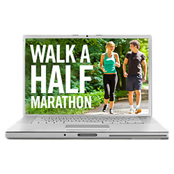 Half Marathon Walking Program: 16 Weeks