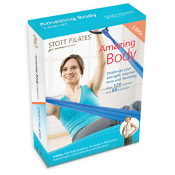Amazing Body DVD Three-Pack by STOTT PILATES