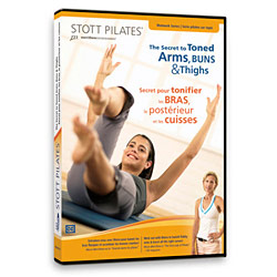 The Secret to Toned Arms, Buns and Thighs by STOTT PILATES