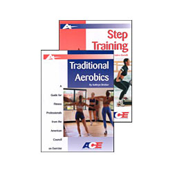 Traditional Aerobics and Step Training