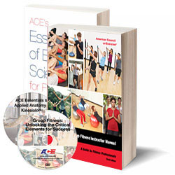 Group Fitness Instructor Certification Materials