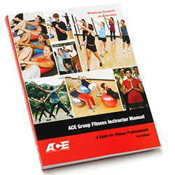 ACE Group Fitness Instructor Manual, 3rd Edition