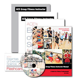 Group Fitness Instructor Standard Student Bundle