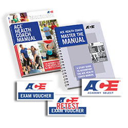 ACE Health Coach Premium Bundle
