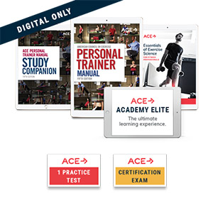 Personal Trainer Basic Study Program with Certification Exam