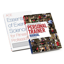 Ace personal trainer manual study companion.
