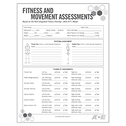 fitness evaluation form Fitness