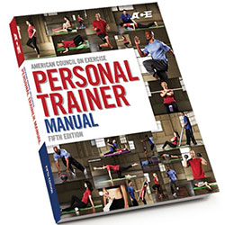 Personal trainer ebook | digital personal trainer manual | ace.