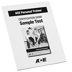 Sample Test for the Personal Trainer Certification Exam (for 4th Edition Manual)