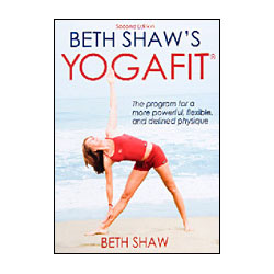 YOGAFIT, by Beth Shaw (2nd Ed.)